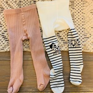 ZARA BABYGIRL Stockings/Tights!
